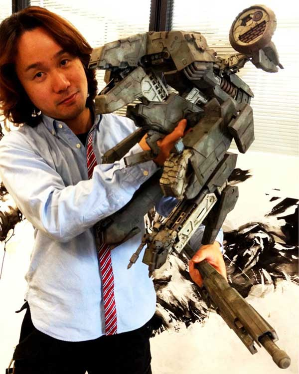 Metal-Gear-Three-A-Rex-Shinkawa