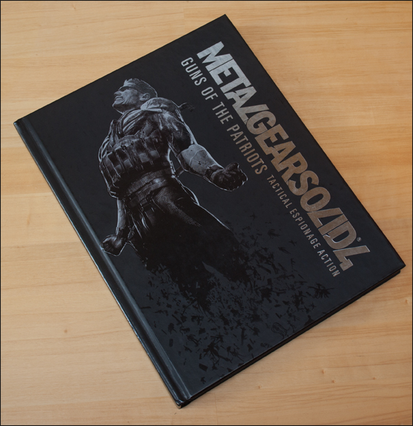 close up metal gear solid 4 collector s edition guide metal gear rh metalgearinformer com metal gear 2 guide you tube metal gear solid 4 guide pdf