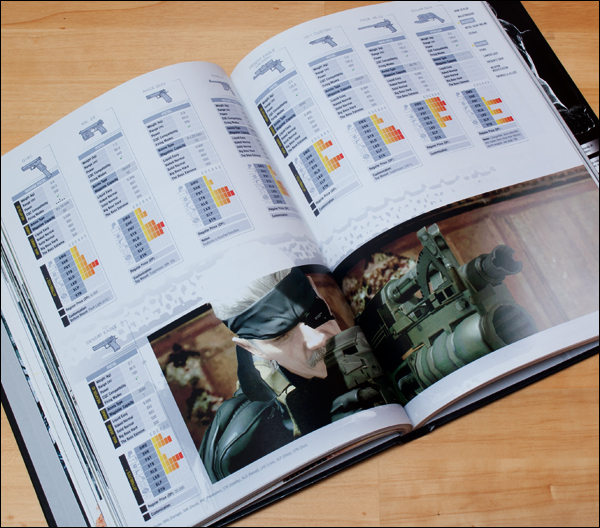 Close Up: Metal Gear Solid 4 Collector's Edition Guide