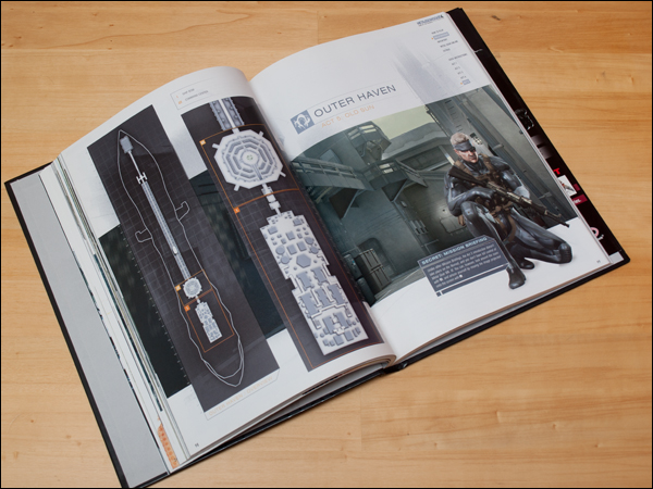 close up metal gear solid 4 collector s edition guide metal gear rh metalgearinformer com metal gear solid 4 guide pdf metal gear 2 guide