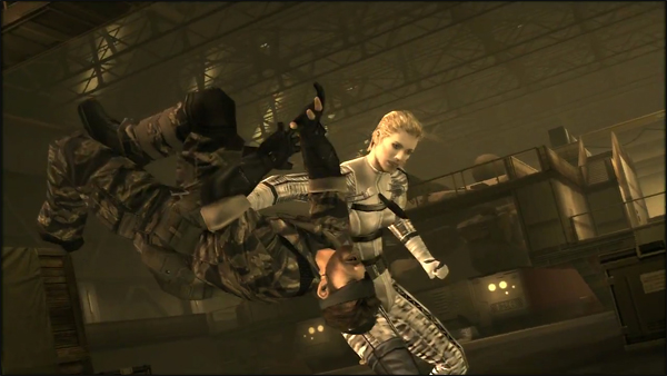 MGS3-Snake-vs-The-Boss