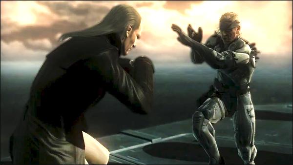 MGS4-Snake-vs-Liquid