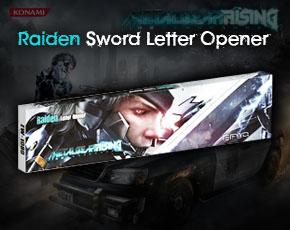 Metal-Gear-Rising-Letter-Opener