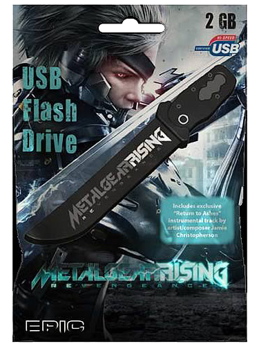 Metal-Gear-Rising-USB-Flash-Drive