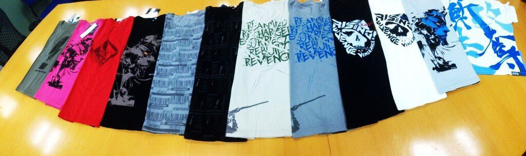 Metal-Gear-Rising-t-shirts