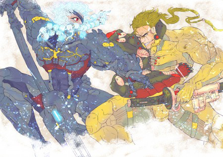 Metal-Gear-Rising-Art-Contest-Japan-Winner