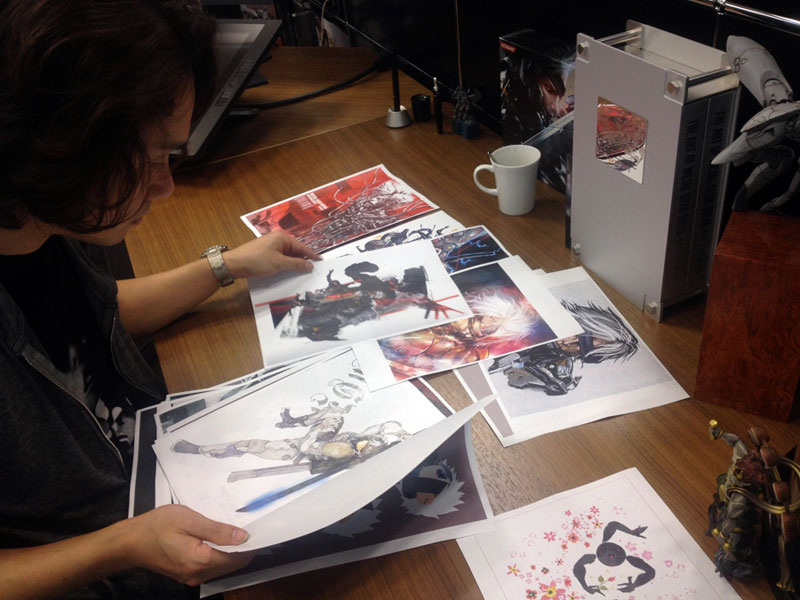 Shinkawa-Selecting-Contest-Drawings