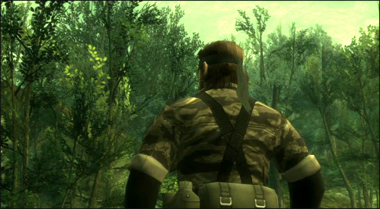 Naked-Snake-Metal-Gear-Solid-3-Forest