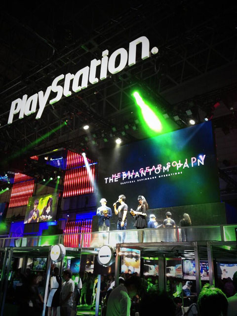 Tokyo-Game-Show-MGSV-Stage-Show