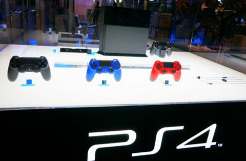 Tokyo-Game-Show-PS4-Controllers